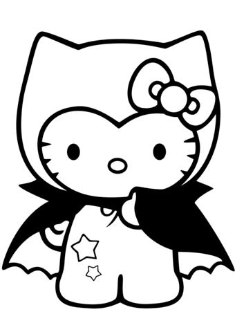 hello kitty dracula