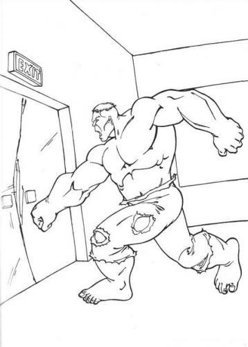 hulk rompe la porta