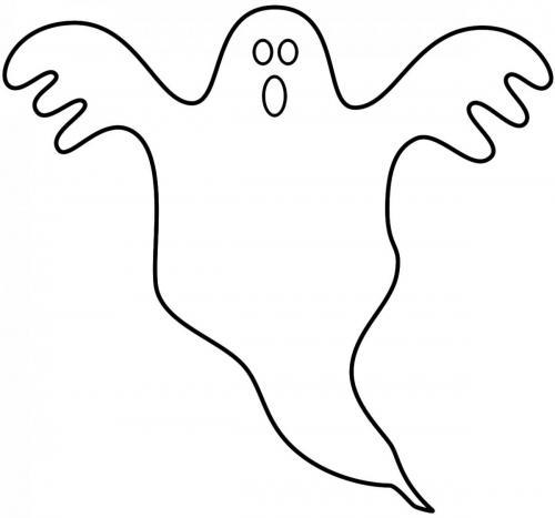 fantasma stilizzato