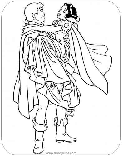 il principe e Biancaneve