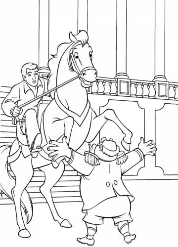 Il principe a cavallo
