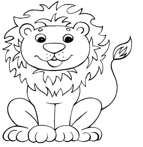 immagine di leone