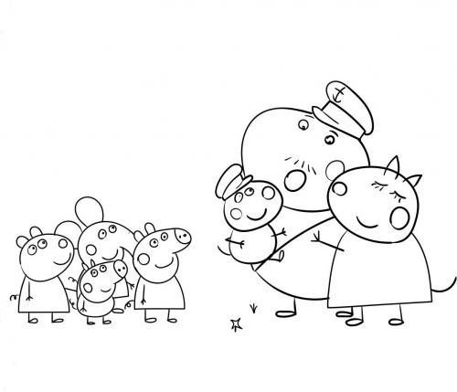 immagine di peppa pig