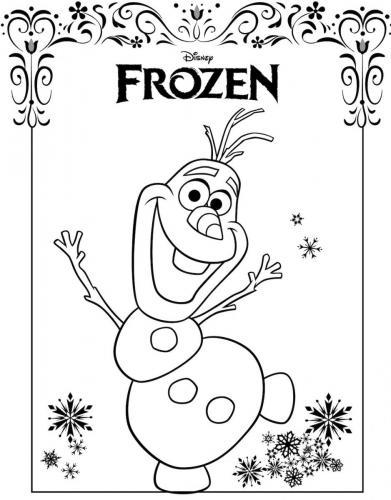 immagine di Olaf