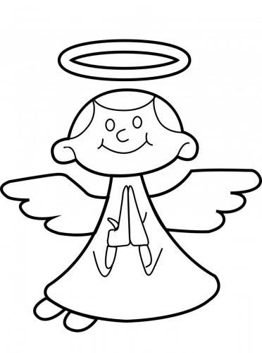 angeli stilizzati