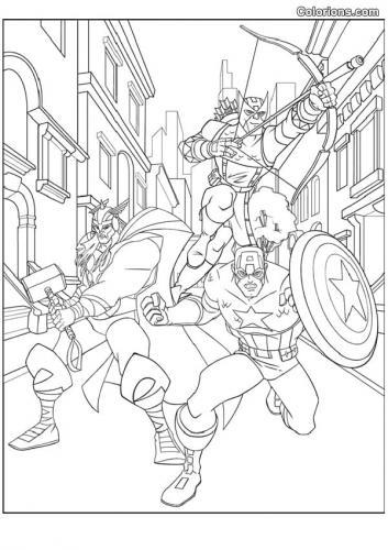 immagini Avengers
