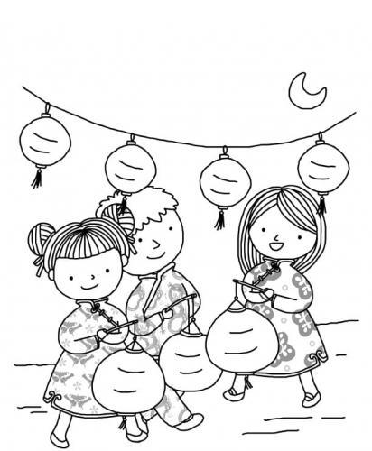 bambini a una festa
