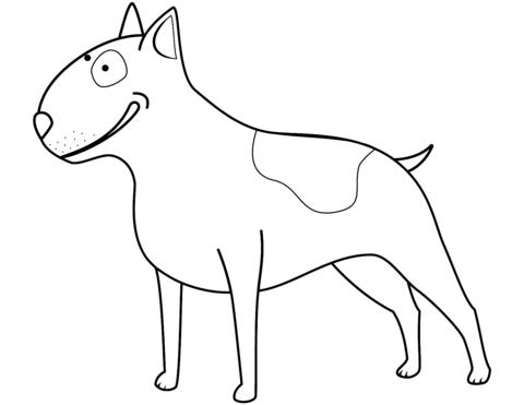 immagini cagnolini da colorare