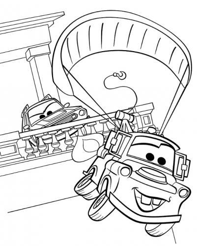 immagini cars 2