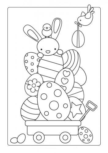 immagini coniglietti pasquali