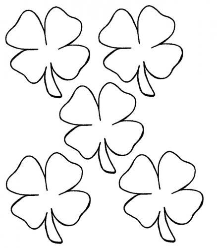 immagini da colorare foglie