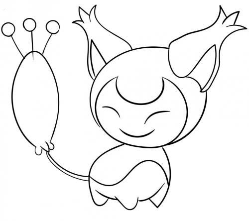 immagini da colorare Pokémon