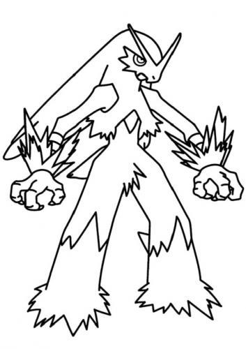immagini dei Pokémon Leggendari