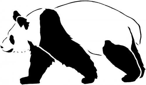 immagini del panda animale