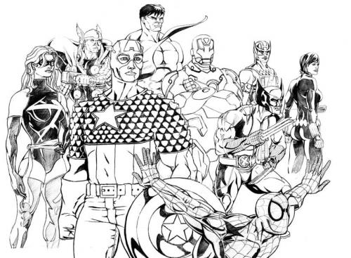 immagini di Avengers Age of Ultron