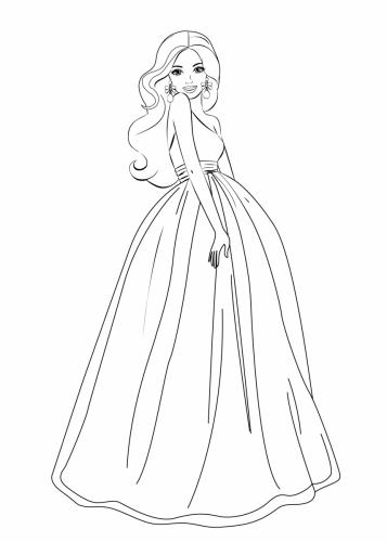 immagini di barbie principessa