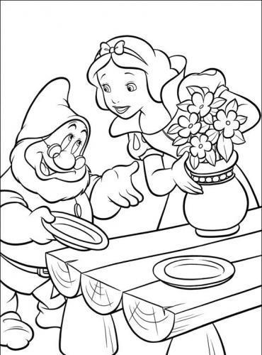 Dotto e Biancaneve