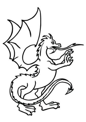 immagini di drago