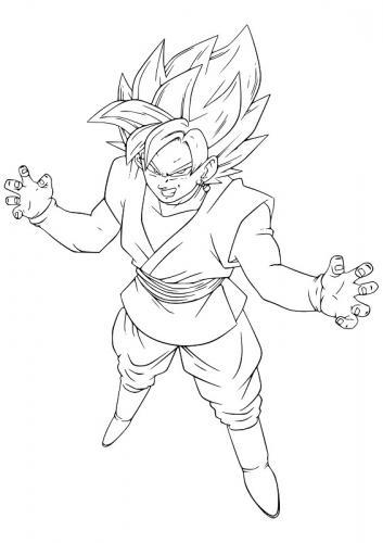 immagini di Goku Super Sayan