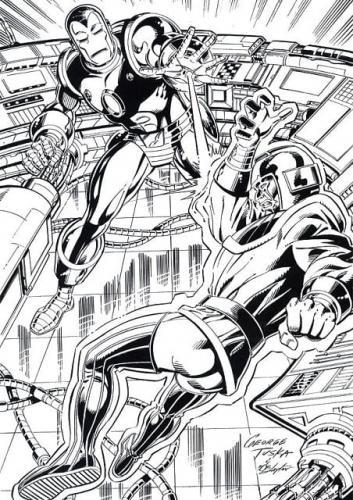 immagini di Iron Man