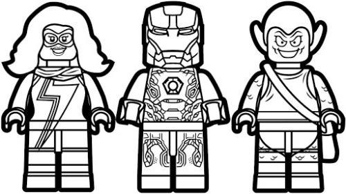 immagini di Lego Avengers Age of Ultron