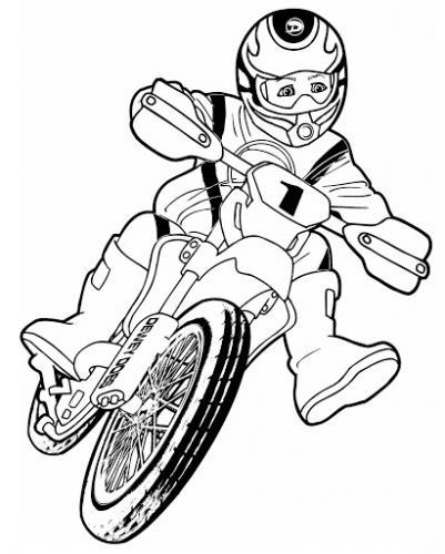 immagini di moto cross