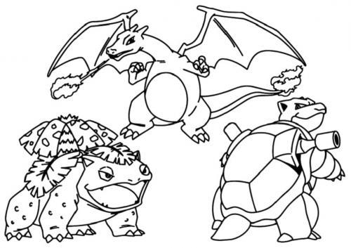 immagini di tutti i Pokémon
