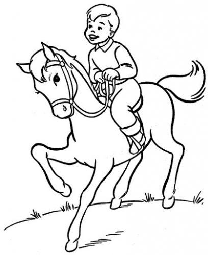 immagini di un cavallo