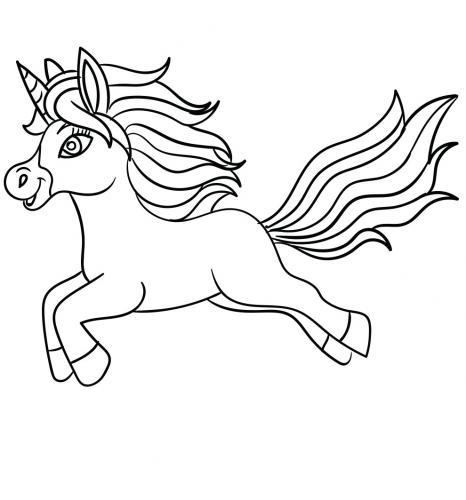 immagini di unicorni alati