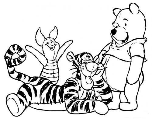 immagini di winnie the pooh da stampare
