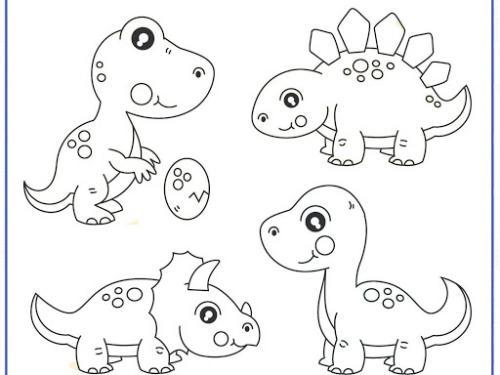 immagini dinosauri per bambini