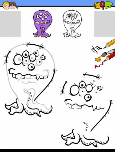 immagini  da disegnare
