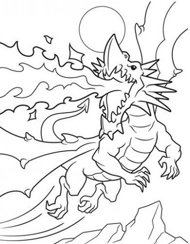 immagini draghi