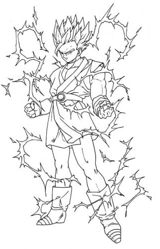 immagini Dragon Ball Gt