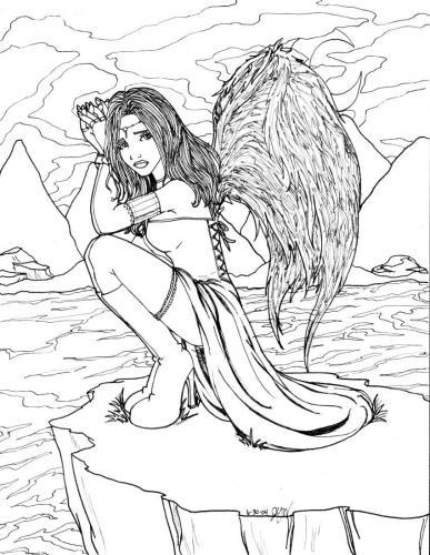 fantasy angeli