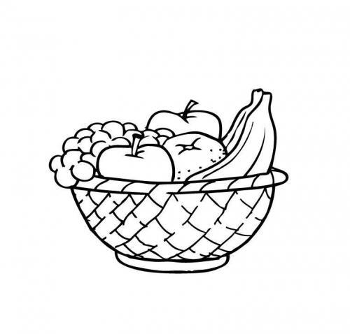 cesto frutta