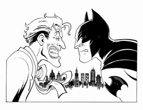 immagini Joker cartone