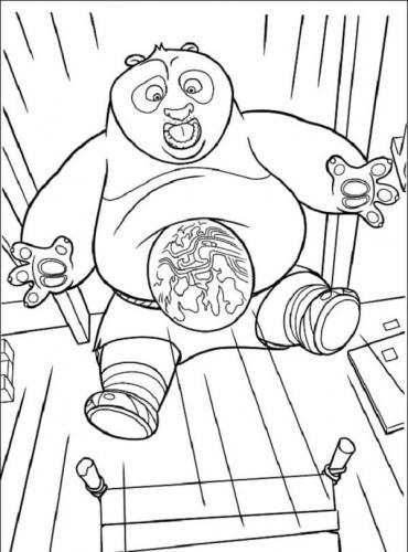 immagini Kung Fu Panda 3