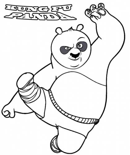 immagini Kung Fu Panda