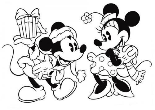 immagini minnie e topolino