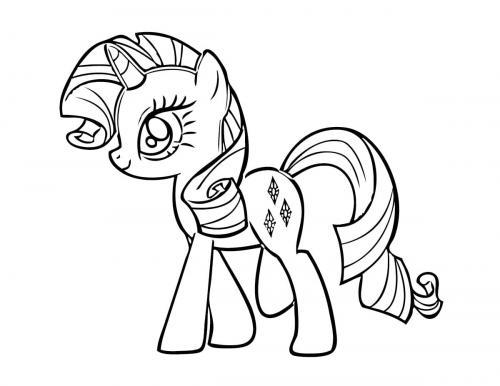 Immagini My Little Pony Rarity