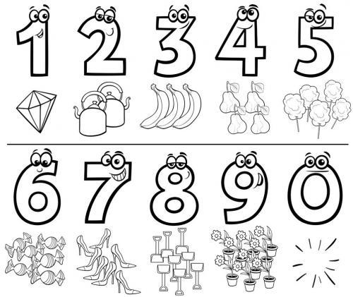 immagini numeri