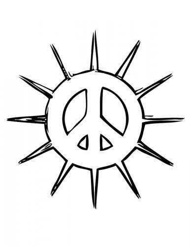 timone della pace