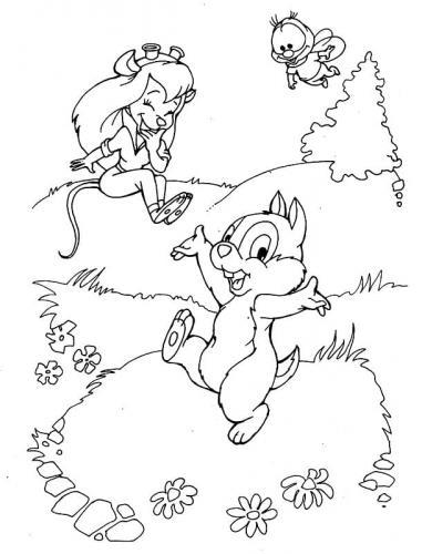 immagini scoiattoli innamorati