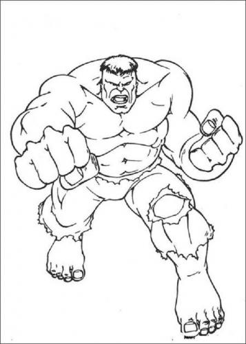Immagini The Avengers Hulk