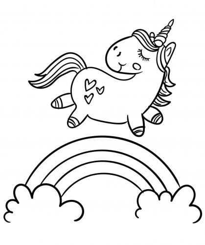 immagini unicorni alati