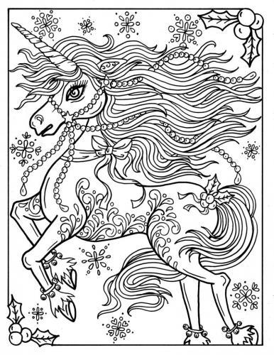 immagini unicorni
