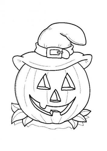 immagine zucca di Halloween