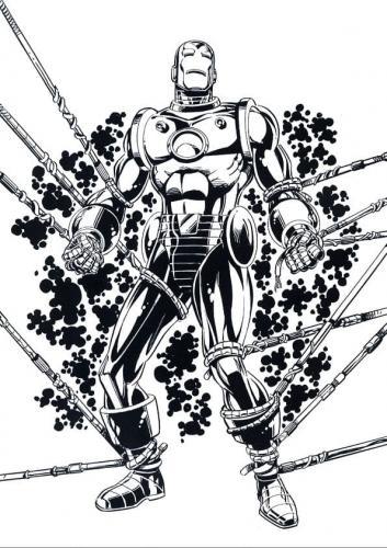 Iron Man immagini