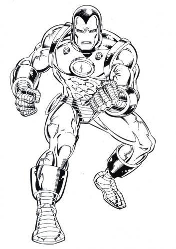 Iron Man protagonista